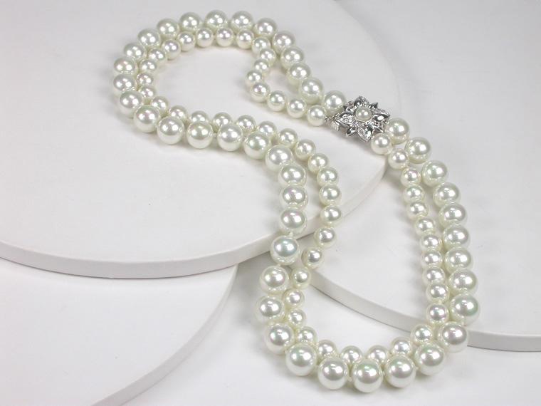 3c4d8f1d47d9 Collares de perlas de doble vuelta - Amplia selección en ORQUIDEA SHOP