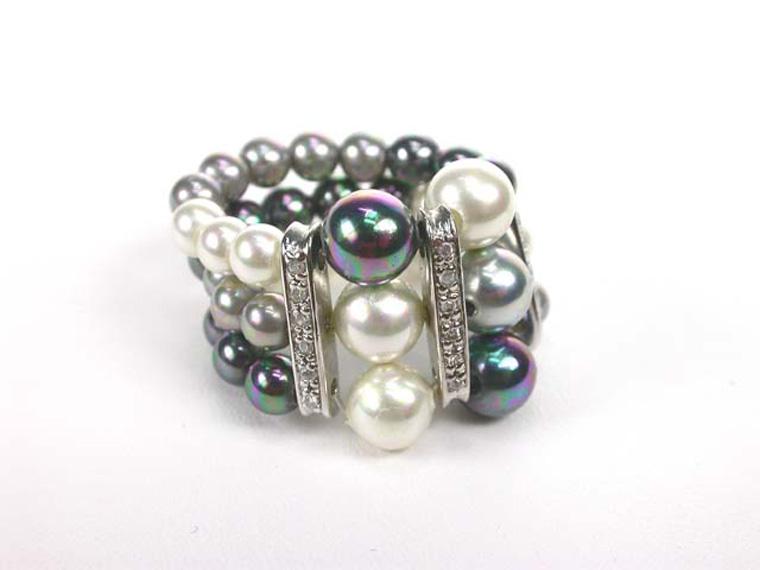 7dd5901faacf Anillos de perlas de diseño - Amplia selección en ORQUIDEA SHOP
